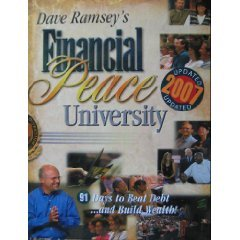Dave Ramsey's Financial Peace University.