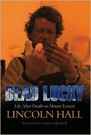 Dead Lucky by Lincoln Hall