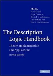 The Description Logic Handbook: Theory, Implementation, and Applications, 2nd Edition