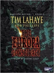 The Europa Conspiracy by Tim F. LaHaye