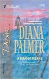 A Man Of Means (Long, Tall Texans, #23)