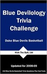 Blue Devilology Trivia Challenge: Duke Blue Devils Basketball