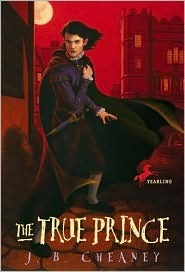 Read The True Prince (Richard Malory #2) PDF by J.B. Cheaney