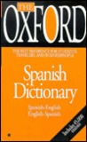 The Oxford Spanish Dictionary