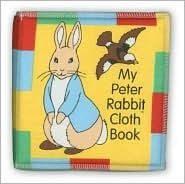My Peter Rabbit Cloth Book R/I