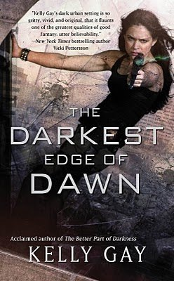 The Darkest Edge of Dawn by Kelly Gay