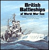 British Battleships Of World War Two by Alan Raven