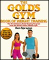 Gold's Gym Weight Training Book