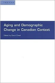 Aging and Demographic Change in Canadian Context (Trends Project)