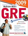 McGraw-Hill's GRE with CD-ROM, 2009 Edition (Mcgraw-Hill's Gre (Book & CD-Rom))
