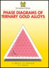 Phase Diagrams Of Ternary Gold Alloys
