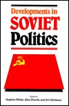 Dev in Soviet Politics-C