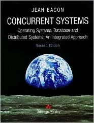Concurrent Systems by J. Bacon