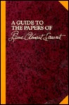 A Guide to the Papers of Pierre Clement Laussat, Napoleon's Prefect for the Colony of Louisiana and of General Claude Perrin Victor at the Historic New Orleans Collection