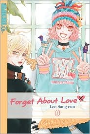 Forget  About  Love Volume 1 by SangEun Lee