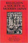 Religion and Society in Modern Japan: Selected Readings (Nanzan Studies in Asian Religions)