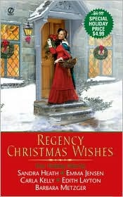 Regency Christmas Wishes by Sandra Heath