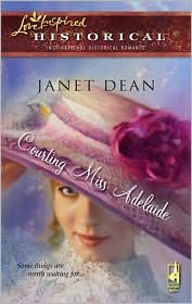 Courting Miss Adelaide (Noblesville, Indiana Series, Book 1) (Steeple Hill Love Inspired Historical #16)