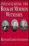 Investigating the Book of Mormon Witnesses