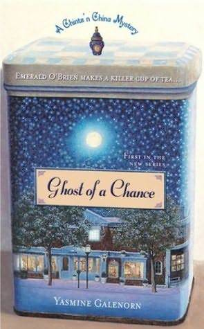 Ghost of a Chance by Yasmine Galenorn