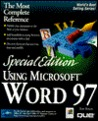 Special Edition Using Microsoft Word 97