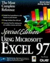 Special Edition Using Microsoft Excel 97 (Using ... (Que))
