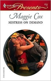 Mistress on Demand by Maggie Cox