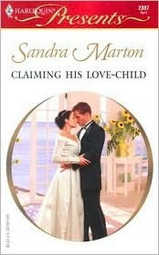 Claiming His Love-Child by Sandra Marton