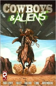 Cowboys & Aliens by Fred Van Lente