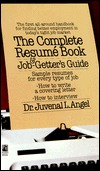 Complete Resume Book and Job Getter's Guide: Complete Resume Book and Job Getter's Guide