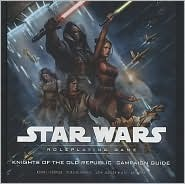 Knights of the Old Republic Campaign Guide by Rodney Thompson