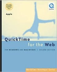 Quicktime for the Web: For Windows and Macintosh, Second Edition