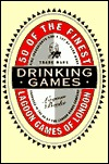 Fifty of the Finest Drinking Games by Lagoon Books