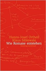Wie Romane entstehen
