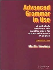 Advanced Grammar in Use by Martin Hewings