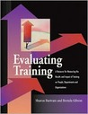 Evaluating Training