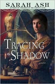Tracing the Shadow by Sarah Ash