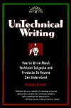 Untechnical Writing by Michael Bremer