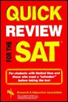 SAT Quick Study & Review (REA) - The Best Test Prep for the  SAT  by  Robert Bell