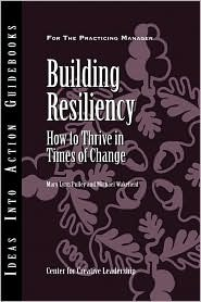 Building Resiliency by Mary Lynn Pulley