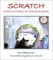 Scratch Overwinters at the Boatyard