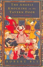 The Angels Knocking on the Tavern Door by Hāfez