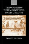 The Boundaries of the Human in Medieval English Literature