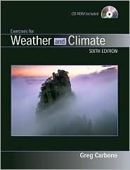 Exercises for Weather and Climate [With CDROM]