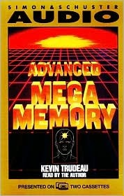 Advanced Mega Memory by Kevin Trudeau