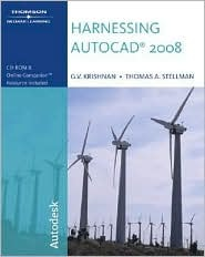 Harnessing AutoCAD 2008 [With CDROM]
