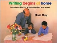 Writing Begins at Home: Preparing Children for Writing Before They Go to School