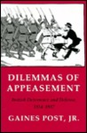 Dilemmas of Appeasement: British Deterrence and Defense, 1934-1937 (Cornell Studies in Security Affairs)