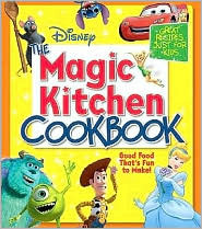 Disney the Magic Kitchen Cookbook by Sheena Chihak