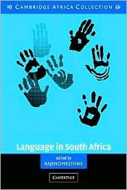 Language in South Africa (African Edition)